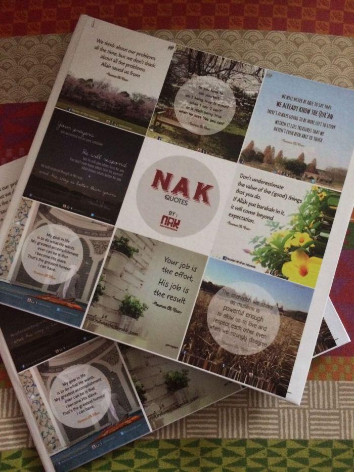 Klipping NAK Indonesia