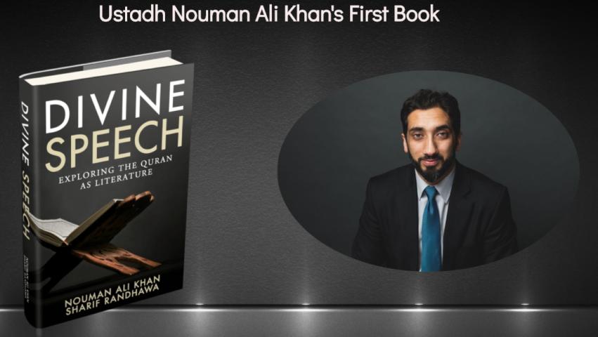 buku devine speech nouman ali khan