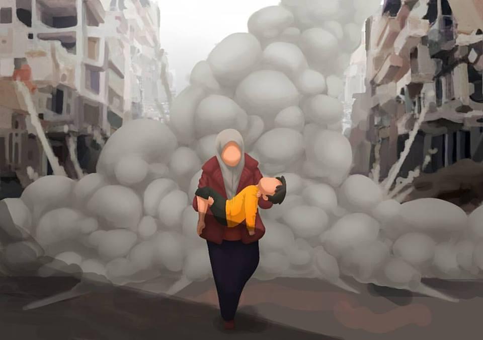 pengungsi perang