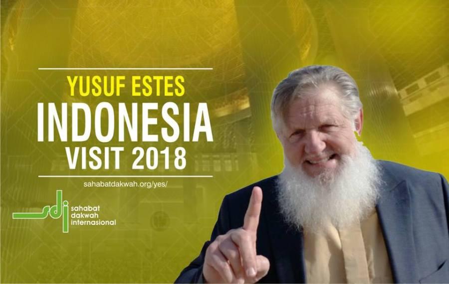 yusuf estes indonesia