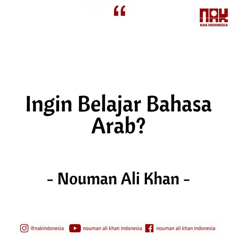 Ingin Belajar Bahasa Arab_